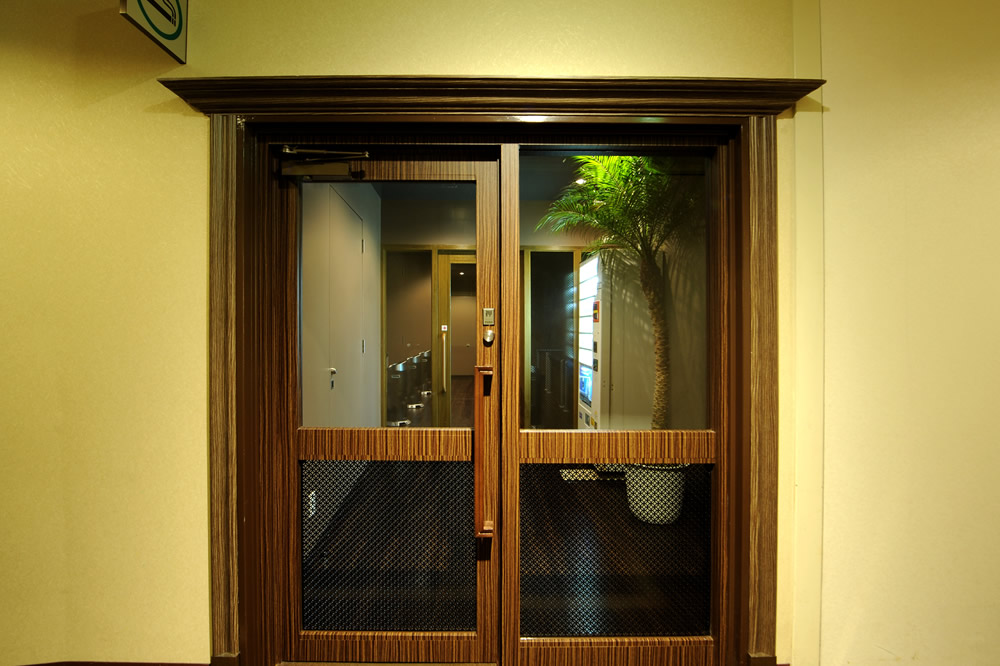 ロワジールホテル那覇 喫煙室