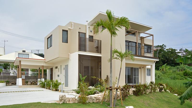 風の通る家
