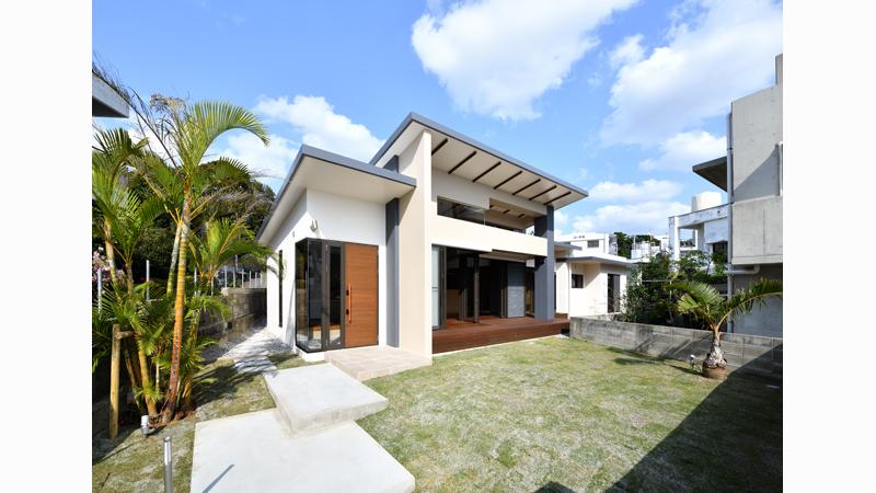 風と光の家